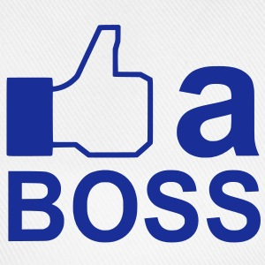 Like a Boss T-Shirts - Baseballkappe