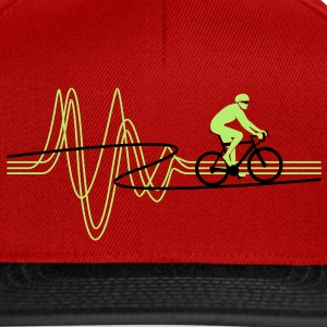 Road Tour Heartbeat T-Shirts - Snapback Cap