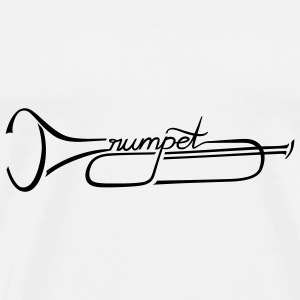 The Trumpet Other - Men's Premium T-Shirt