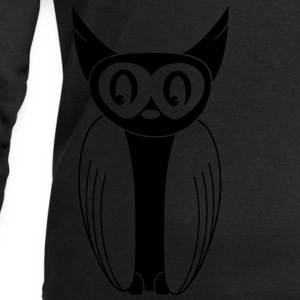 Hibou CHOUETTE Owl Tee shirts - Sweat-shirt Homme Stanley & Stella