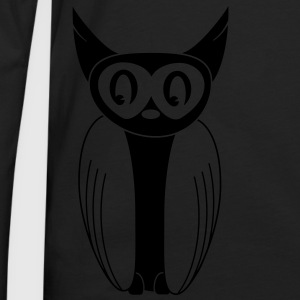 Hibou CHOUETTE Owl Tee shirts - T-shirt manches longues Premium Homme
