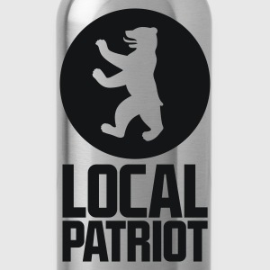 Local Patriot Berlin T-Shirts - Trinkflasche