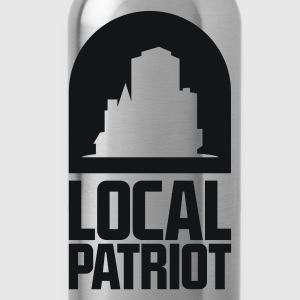 Local Patriot City T-Shirts - Trinkflasche