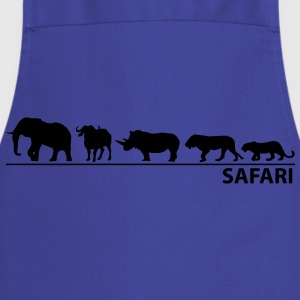 Safari - The big five - Kochschürze
