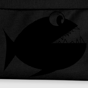 Fish Piranha sea water underwater T-Shirts - Kids' Backpack