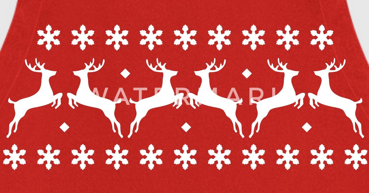 rentiere f r sch rze zu weihnachten sch rze spreadshirt. Black Bedroom Furniture Sets. Home Design Ideas