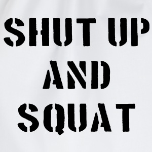 Shut Up And Squat Pullover & Hoodies - Turnbeutel