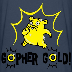 gophergold5 Hoodies - Men's Premium Longsleeve Shirt