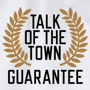 Talk of the Town Guarantee T-Shirts - Sacca sportiva