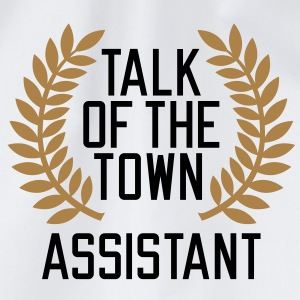 Talk of the Town Assistant T-Shirts - Sacca sportiva