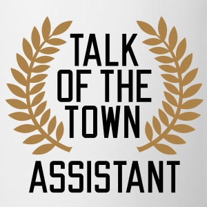 Talk of the Town Assistant T-Shirts - Kubek