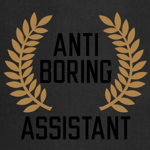 Anti boring Assistant T-Shirts - Forklæde