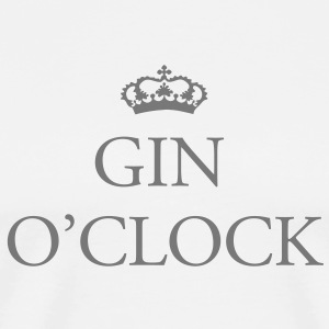 Gin O'Clock  Aprons - Men's Premium T-Shirt