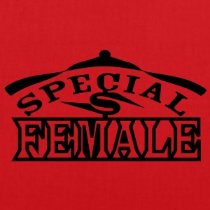 special_female_g1 Shirts - Tote Bag