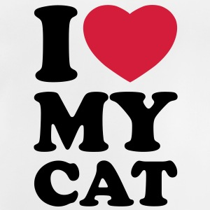 I love my cat Shirts - Maglietta per neonato