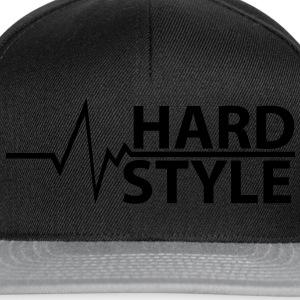 Hard Bass Caps Amp Hats Spreadshirt
