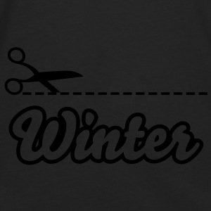 End Winter | Winter beenden T-Shirts - Premium langermet T-skjorte for menn
