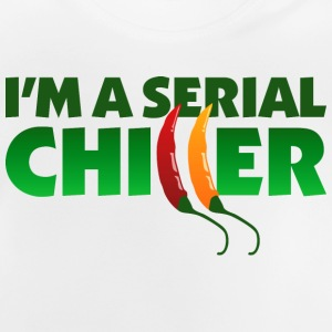 Serial Chiller 3 (dd)++2012 Shirts - Baby T-shirt