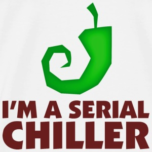 Serial Chiller 2 (dd)++2012 Sweatshirts - Herre premium T-shirt