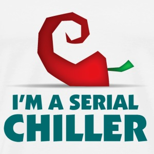 Serial Chiller 1 (dd)++2012 Sweatshirts - Herre premium T-shirt