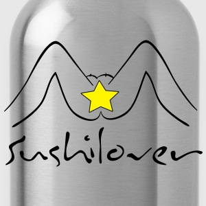 sushilover T-Shirts - Trinkflasche
