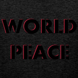 Worldpeace World Peace Fred 2c Gensere - Premium singlet for menn