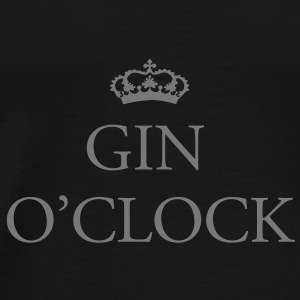 Gin O'Clock Umbrellas - Men's Premium T-Shirt