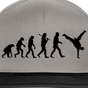 evolution of breakdance Hoodies & Sweatshirts - Snapback Cap