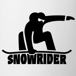 snowrider Sweat-shirts - Tasse