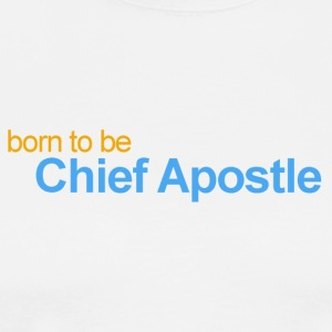 born to be chief apostle.gif Schürzen - Männer Premium T-Shirt