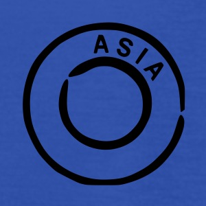 Navy Asia - Asien T-Shirts - Frauen Tank Top von Bella