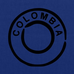 Marineblå Colombia T-shirts - Mulepose