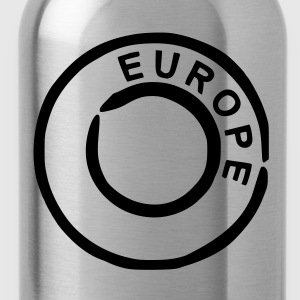 Navy Europe - Europa T-Shirts - Trinkflasche