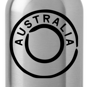 Australia Shirts - Water Bottle