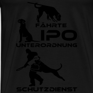 403 Boxer IPO Pullover & Hoodies - Männer Premium T-Shirt