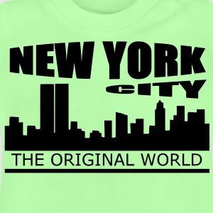new york city Sweatshirts - Baby T-shirt