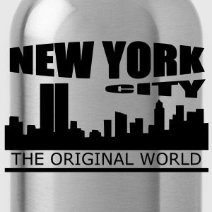 new york city Hoodies - Water Bottle