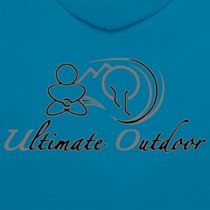 Ultimate Outdoor T-Shirts - Contrast Colour Hoodie
