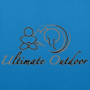 Ultimate Outdoor T-Shirts - EarthPositive Tote Bag