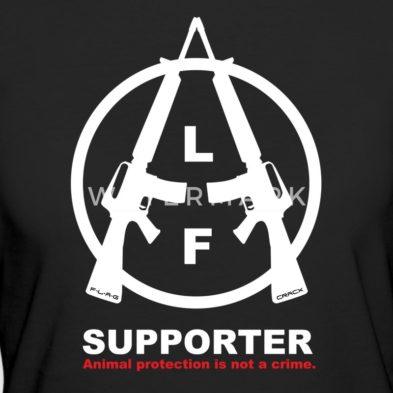 A.L.F. Supporter T-Shirts - Frauen Bio-T-Shirt