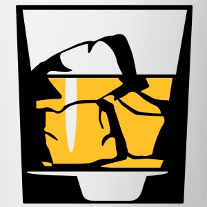 Whisky Glass (2c)++2012 T-shirts - Mugg