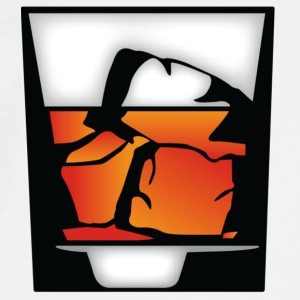Whisky Glass (dd)++2012 Hoodies & Sweatshirts - Men's Premium T-Shirt