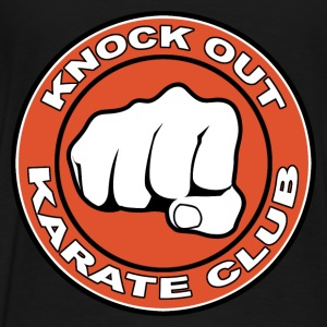 knock out karate club Sweat-shirts - T-shirt Premium Homme