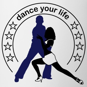 Dance your life  T-Shirts - Mok