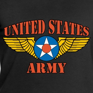 usa army Tee shirts - Sweat-shirt Homme Stanley & Stella