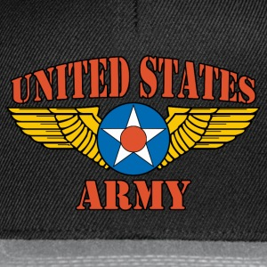 usa army Tee shirts - Casquette snapback