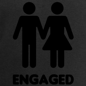 Engaged Couple - WC Style - Men's Sweatshirt by Stanley & Stella