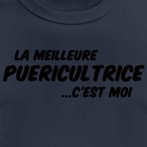 puéricultrice - T-shirt respirant Homme