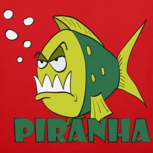 piranha 2.png T-Shirts - Tote Bag