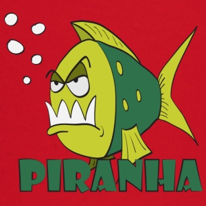 piranha 2.png T-Shirts - Baby Long Sleeve T-Shirt